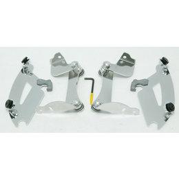 Memphis Shades Bullet Mount Kit Aluminum For Honda VTX1300 R/S