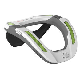 EVS Youth R4 Koroyd Neck Protection Race Collar White