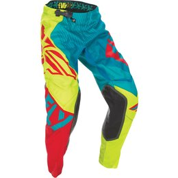 Fly Racing Youth Boys Evolution 2.0 Pants Blue