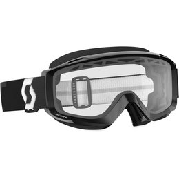Scott USA Split OTG MX Enduro Offroad Anti-Fog Goggles Black