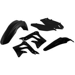Acerbis Full Plastic Kit For Kawasaki KX450F 2012 Black 2250440001 Black