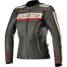 Alpinestars Womens Stella Dyno V2 Leather Jacket Black
