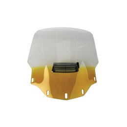 Memphis Shades Windshield Standard Vented Yellow For Honda GL1500