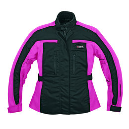 Black, Pink Vega Womens Silhouette Ii Waterproof Textile Jacket 2013 Black Pink
