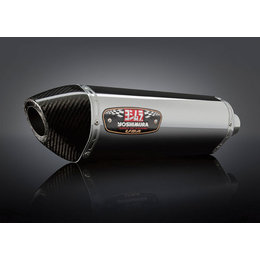 Stainless Steel Mid Pipe/stainless Steel Muffler/carbon Fiber End Cap Yoshimura R-77 Slip-on Muffler Ss Ss Cf For Suzuki Gsx-r600 Gsx-r750 2011-2013