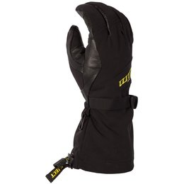 Klim Mens Sawtelle Gore-Tex Insulated Snowmobile Gloves Black
