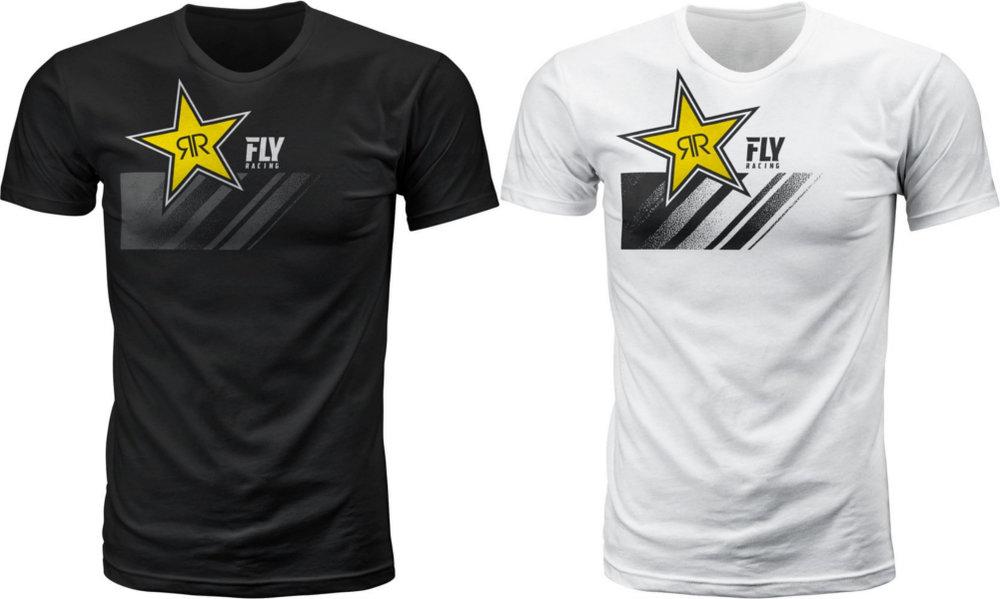 White Fly Racing Rockstar T-Shirt Small