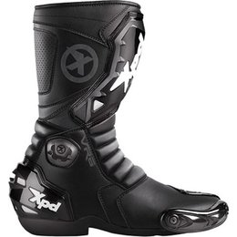 Spidi Sport Mens VR6 VR 6 Boots Black