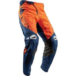 Thor Mens Fuse Bion MX Pants Orange