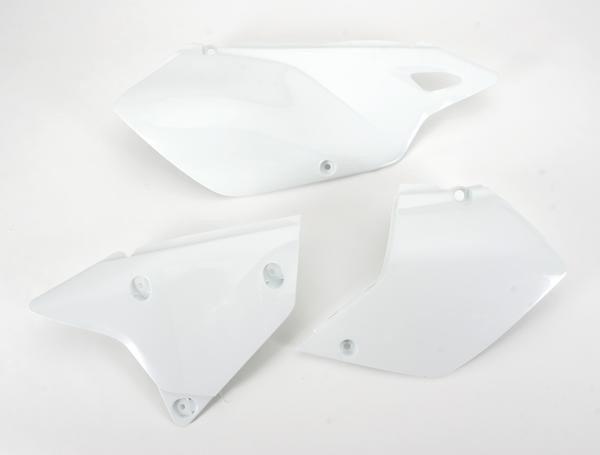Acerbis Side Panels White