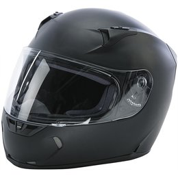 Fly Racing Revolt FS Solid Helmet Black