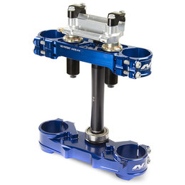 Neken SFS Triple Clamps Blue For Yamaha YZ250F/450 2014