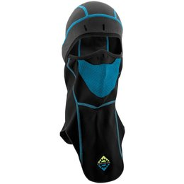 Firstgear Mens 37.5 Basegear Tri-Laminate Wind Blocking Short Balaclava Black