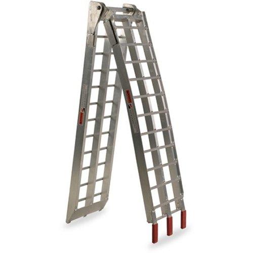 Aluminum Folding Ramps >> Fly Racing Atv Aluminum Folding Mc Atv Ramp 88 Inches By 11 25 Inches 61 0723