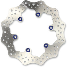 Moose Racing RFX Rear Rotor Yamaha YZ125 YZ250 YZ426F Blue 1711-1378 Blue