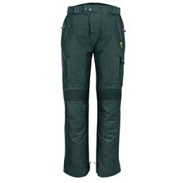 Black Vega Mens Tourismo Ii Waterproof Textile Pants 2013