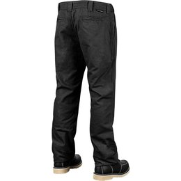 Speed & Strength Mens Soul Shaker Armored Textile Moto Riding Pants Black