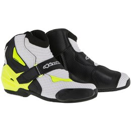 Alpinestars Mens SMX-1 R SMX1R CE Certified Boots Black