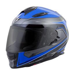 Scorpion EXO-T510 EXOT 510 Tarmac Full Face Helmet Blue