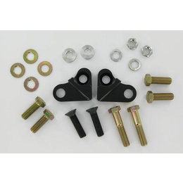 Black La Choppers Rear Lowering Kit For Harley Flh Flt 85-96