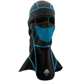 Firstgear Mens 37.5 Basegear Tri-Laminate Wind Blocking Long Balaclava Black