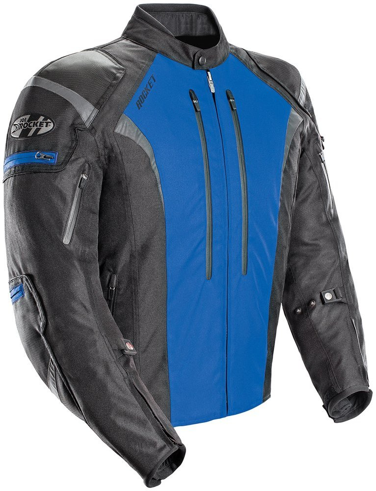 152 99 Joe Rocket Mens Atomic 5 0 Armored Textile Jacket