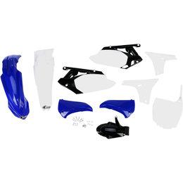 UFO Plastics Complete Plastic Body Kit For Yamaha YAKIT317-999 White