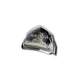 Rumble Concept LED Integrated Taillight Clear For Suzuki GSX-R600/750 2004-2005