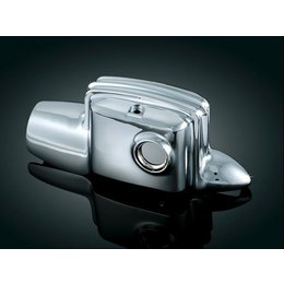 Kuryakyn Master Cylinder Cover Rear For Harley FLH FLT 08-09