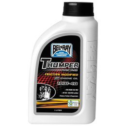 Bel-Ray Lubricants Thumper Friction Modified Racing 4T Engine Oil 10W-40 1 Liter