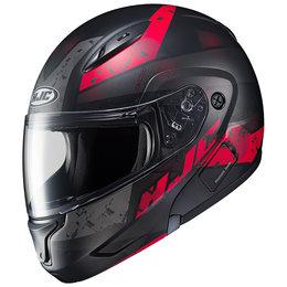 HJC CL-Max 2 II Friction Modular Motorcycle Helmet With Flip Up Chin Bar Black