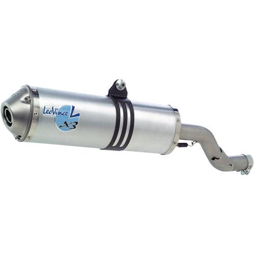 Leo Vince X3 Enduro Slip-On Exhaust For Suzuki DRZ400 2001-2008 3836
