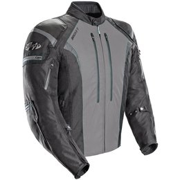 Joe Rocket Mens Atomic 5.0 Armored Textile Jacket Black