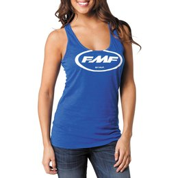 FMF Womens Special Edition Classic Don Tank 2015 Blue