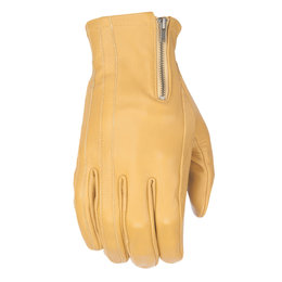 Highway 21 Mens Recoil Leather Gloves Brown
