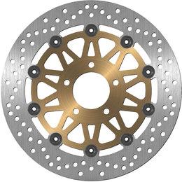 Bikemaster Front Brake Rotor For Suzuki GSX750 1997-2003 1159 Unpainted
