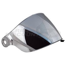 Bell Powersports Bullitt Flat Helmet Shield Transparent