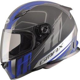 GMAX FF49 FF-49 Rogue Full Face Helmet White