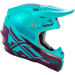 Fly Racing F2 Carbon MIPS Shield Helmet Blue