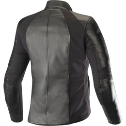 Alpinestars Womens Stella Vika V2 Leather Jacket Black