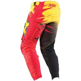 Red, Yellow Answer Mens Rockstar Pants 2015 Us 32 Red Yellow