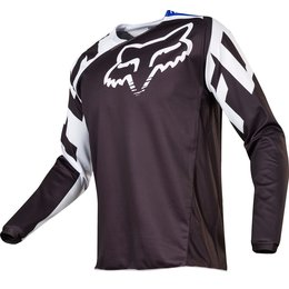Fox Racing Mens 180 Race Riding Jersey Black