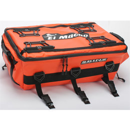 Skinz El Macho Trekking Tunnel Pack Universal Gear Pack Orange EMTP-ORG Orange