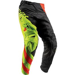 Thor Mens Fuse Air Rive MX Pants Green