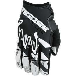Moose Racing Mens MX1 Textile Gloves Black