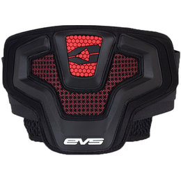 Black Evs Youth Bb1 Ballistic Kidney Belt Protector One Size