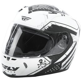 Fly Racing Revolt FS Patriot Helmet White