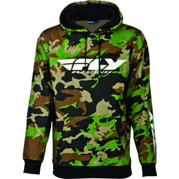 Camo Fly Racing Mens Corporate Pullover Hoody 2015