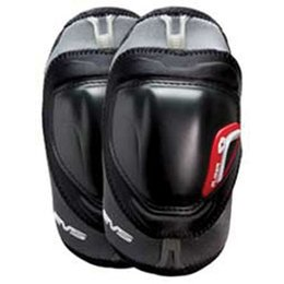 Black Evs Glider Elbow Guards Pair