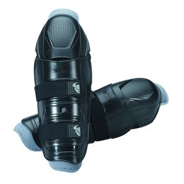 Black Thor Boys Quadrant Knee Guard Protectors Pair 2014 One Size